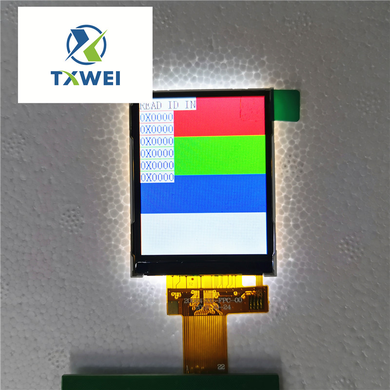 LCD Capacitive Touch Display