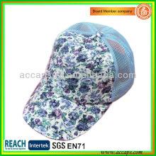 Casquillo de lentejuela floral TC-2102