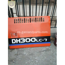 Daewoo Excavator DH300 Panel lateral protege puertas de acceso