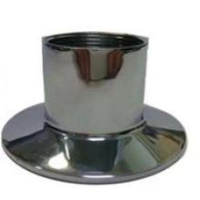 Accessoire sanitaire de bride d'alliage de zinc