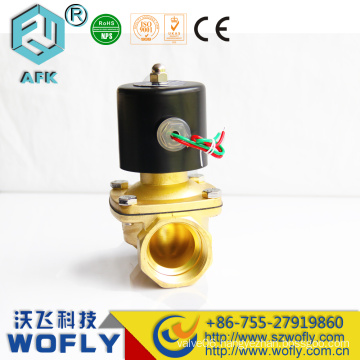 High quality direct acting solenoid valve 24VAC