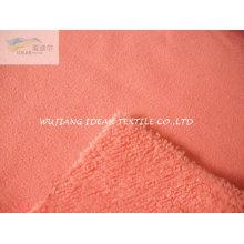 Polar Fleece and Poly Velvet bonded Fabric for Garment