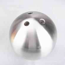 Высокое Качество Barware Инструмент Из Нержавеющей Стали Сферической Формы Уникальное Ведро Льда