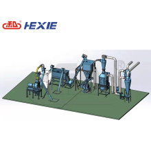 Small Production Line For Pellet Feed