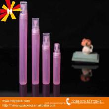 Bela 5/8 / 10ml pequenos frascos de spray de perfume