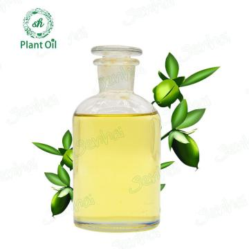 Wholesale froid naturel huile de jojoba d'or
