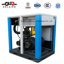 Compresseur à vis d'entraînement par courroie rotative DLR Compresseur d'air à vis DLR-60A (entraînement par courroie)