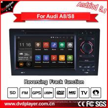 Hualingan GPS Navigation für Audi A8 / S8 Radio Navigation Auto DVD Spieler