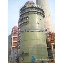 Indústria de desodorização usada FRP Tower