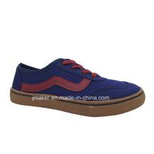 Zapatos de skate chino de inyección Comfort Men, zapatos para caminar (J2608-M)
