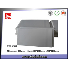 Heißer Verkauf Skived Natural Color Teflon PTFE Blatt Hersteller