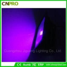 Lumière d'inondation extérieure de LED pour la lumière d'inondation UV de 10W 20W 50W 100W 150W 200W 250W
