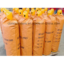 40L Acetylene Cylinders for The Saudi Arabia Markets