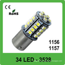1156 1157 ba15s 24V llevó la luz para el coche