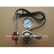 Regulador de gas de soldadura