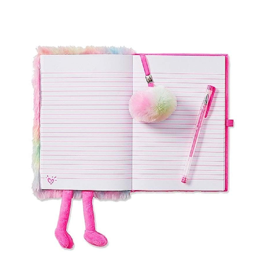 Flamingo Flip Sequin Notebook 3