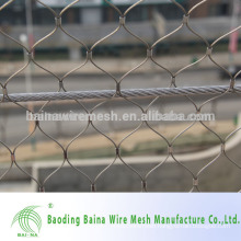 Stainless Steel Metal Wire Rope Mesh