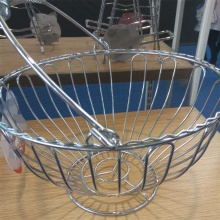 Design Metal Fruit Basket With Fruit Holder