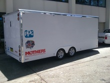 Mobile Stage Semi Trailer (Xier HYJ5022XLB)