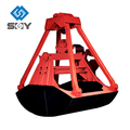 Top quality Durable Electro Hydraulic Clam Shell Grab