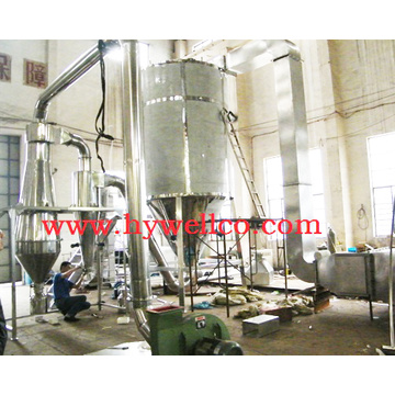 Centrifuge Spray Dryer dari Hydroxy Starch