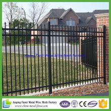 High Quality 5′′x8′′ America Strength Safety Fusion Welded Steel Fence