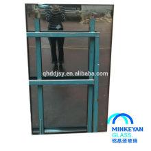 Vidro com isolamento profissional e parede de vidro com suporte técnico