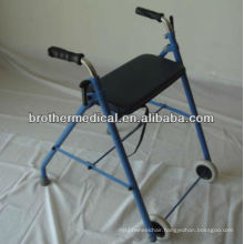 China Products lightweight rollator walker
