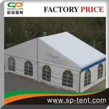 Party-Struktur-Zelt 10x20m mit flammhemmenden Stoff für Outdoor-Party-Events