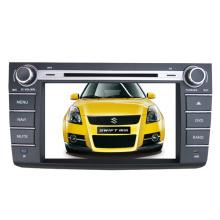 2DIN автомобильный DVD-плеер, пригодный для Toyota Swift 2006-2011 с радио Bluetooth стерео TV GPS навигационной системы
