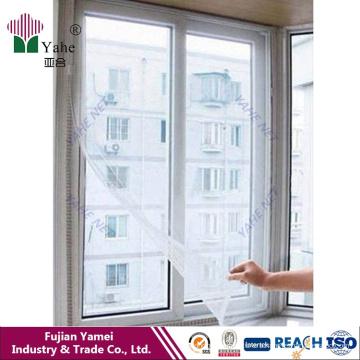 DIY Magnetic Window Screen Net
