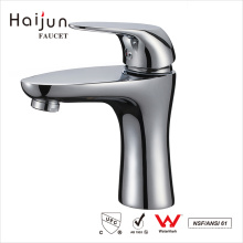 Haijun China Factory cUpc Children Safety Single Handle Brass Basin Faucet
