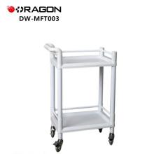 Chariot approuvé par CE d'instrument d'hôpital beaucoup de types nettoyant le chariot multifonctionnel