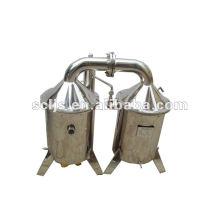 Équipement de distillerie d'eau électrique 200L / H