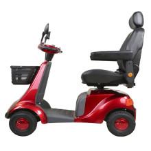 Scooter de assento de mobilidade de luxo