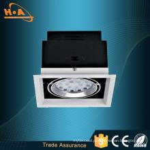 A melhor luz brilhante alta vendendo da grade da ESPIGA do diodo emissor de luz do quadrado 25W