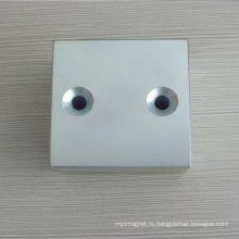 35ш неодимовые магниты блока высокого качества для ветрогенератора с покрытием Zn