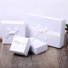 Caixas de lembrancinhas de papel Kraft por atacado Caixa de design de moda