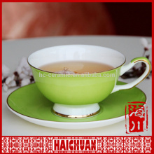 HCC capuccino cup & saucer