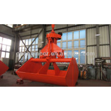 GHE Hot Sale Hydraulic Clamshell Grab for Excavator Grab Hydraulic Grab