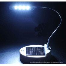 SCHLUSSVERKAUF! Indoor Solartischlampe