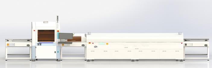 Full Smt Coating Line Machine