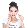 Beauty Care Mini Massage Device Pen Type Electric Eye Massager Facials Vibration Thin Face Magic Stick Anti Bag Pouch & Wrinkle