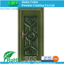 Antique Copper Hammer Tone Powder Coating for Metal Door