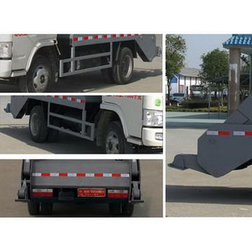 Dongfeng 4CBM Swing Arm Container Truck Truck