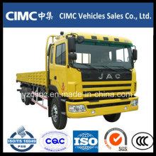 Caminhão novo da carga da qualidade superior 6 * 4 JAC da circunstância
