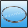 Ball bearing ring, super thin section customized slewing ring