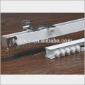aluminium profile sliding window, curtain rails sliding,aluminum track for slide windows