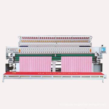 33 cabeças 3 cor 18 cabeças 2 agulha acolchoado máquina de bordar