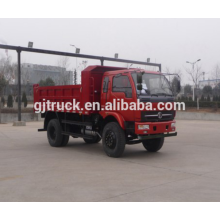 Shacman brand 4X2 drive dump truck for 6-16 cubic meter